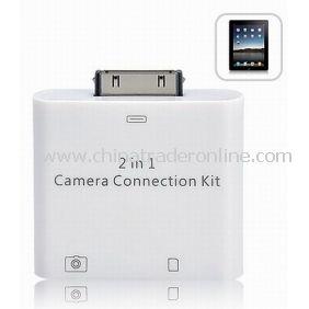 iPad Camera Connection Kit and SD Card Reader