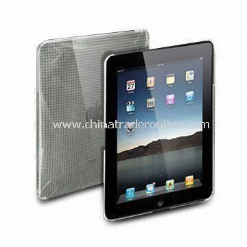 PC Covers for Apples iPad, Super Thin, Made of PC Material, Customized Logos Accepted