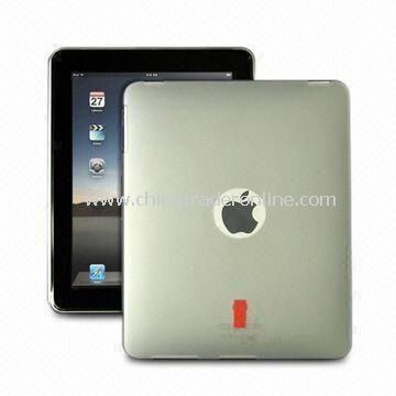 Plastic Covers, Fit for Apples iPad, Customized Logo Prints Accepted