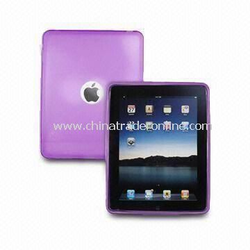 Stylish Sleeve for iPad, Made of TPU Material, Available in Various Colors