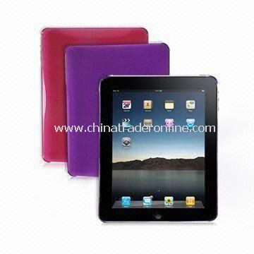 TPU Cover for iPad, with Fashionable Design, Made of Odorless Material