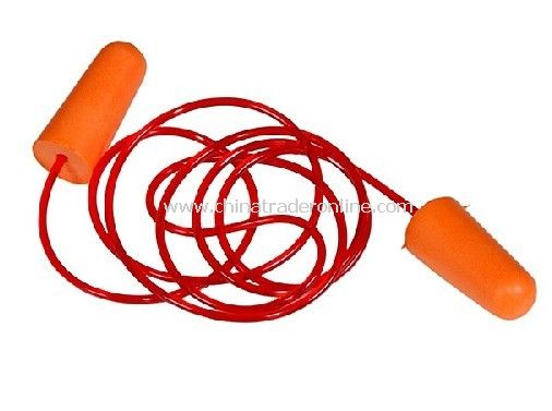 Ear Plugs with Rope
