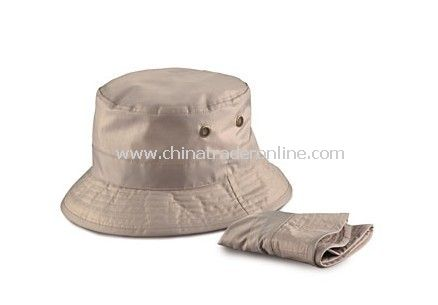 Folding Tarvel Hat