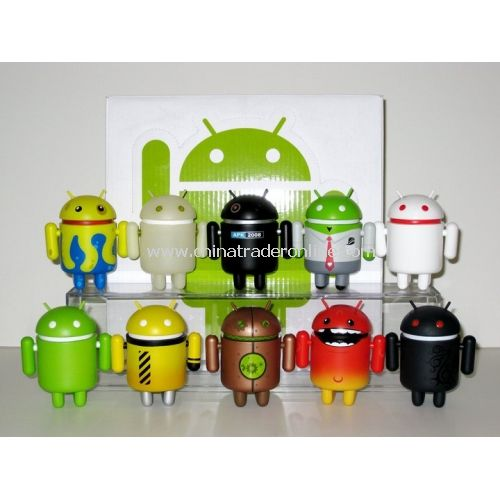 Android mini collectibles (Total 12) series