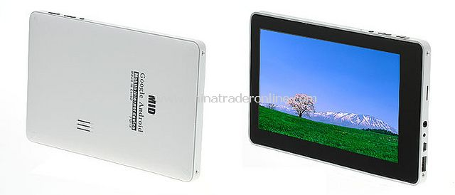 Android Tablet PC Capacitance Double Touch Screen