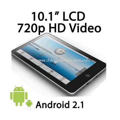 Android Tablet PC ZT-180 Processor 1G