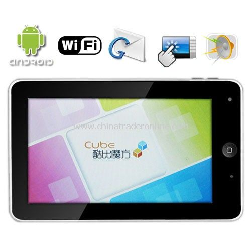 Google Android OS 2.1 Mini Tablet PCs - Screen Rotate - WiFi - 256MB RAM