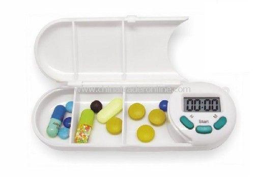 Pill Box Timer
