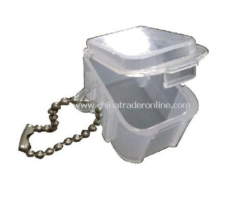 Simple Pill Box with Chain from China