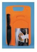 2PC Plastic Cutting Board