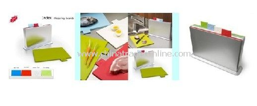 4 in 1 Chopping Board