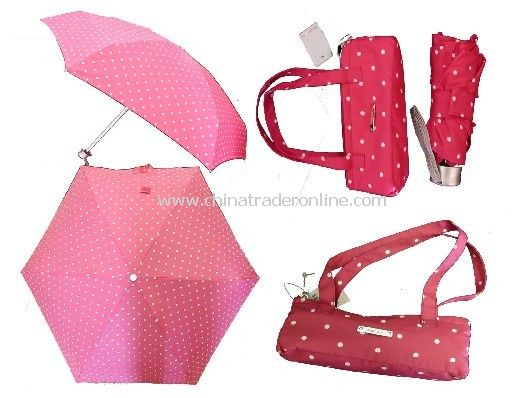 Automatic Five Fold Umbrella
