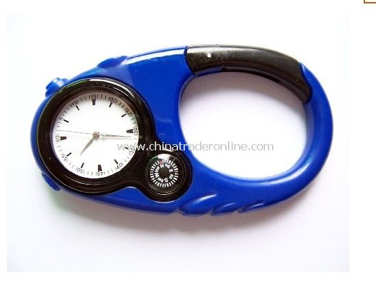 Promotional Carabiner Sports Watch