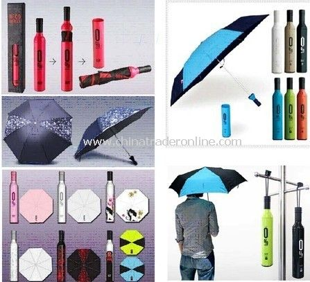 Umbrella/Promotion Umbrella/Wine Bottle Umbrella