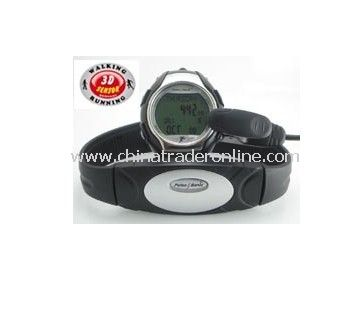 Heart Rate Monitor and Pulse Watch