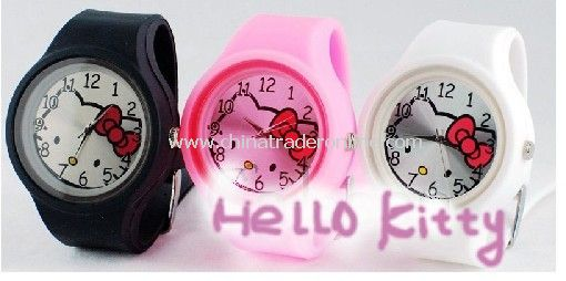 Hello Kitty Watch from China