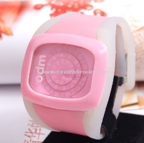 High Quality Watches, Fashion ODM Silicone Watch