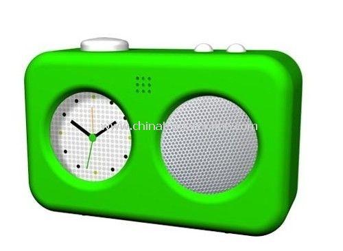 Music & Recording Alarm Clock