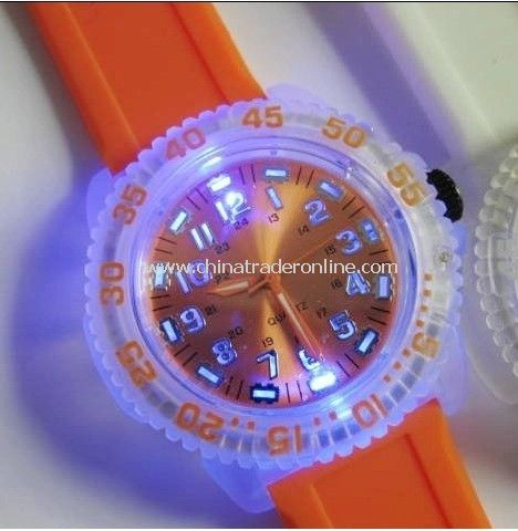 Promotional Silicone Anion Watch