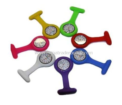 Silica Gel Watch / Nurse Watch /Waterproof Watch