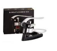 Deluxe Corkscrew Bar Tools