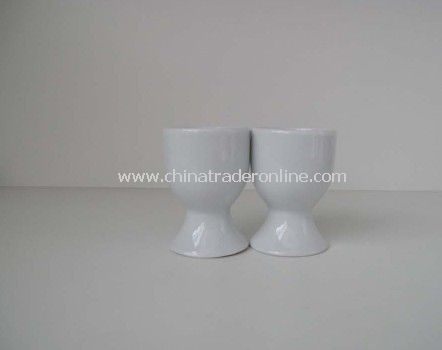 Egg Cup and Toothpick Holder