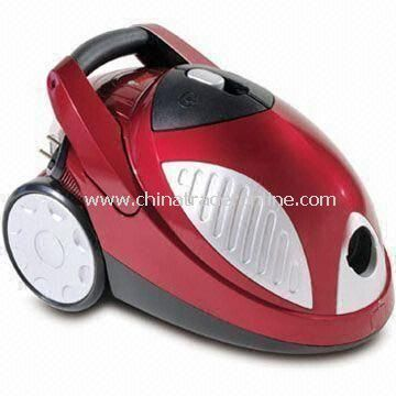 Bagless Handheld Cyclonic Vacuum Cleaner, Washable Central HEPA Filtration
