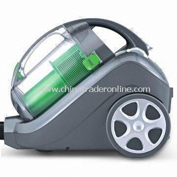 Cyclone Vacuum Cleaner with Multiple Cyclonic Design and Large Dust Capacity