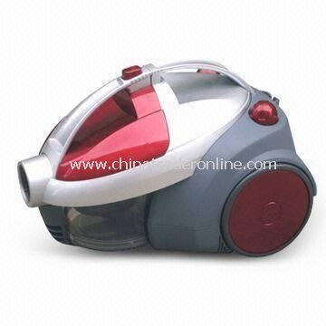 Cyclone Vacuum Cleaner with Washable HEPA Filter, Home Cyclonic Design