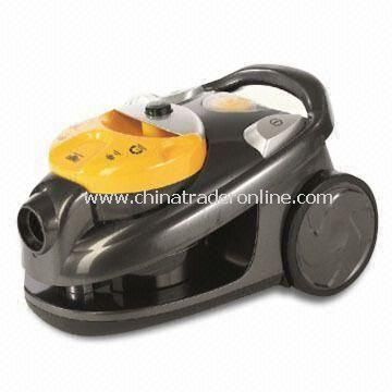 Cyclone Vacuum Cleaner with Washable HEPA Filter and Large Dust Capacity