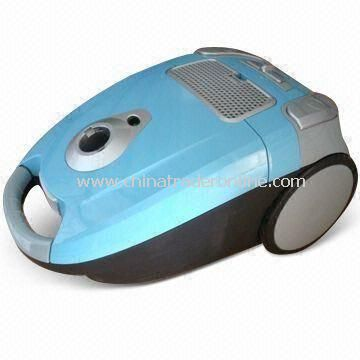 Middle Size Bagged Vacuum Cleaner, High Efficiency, Comfortable Handle