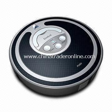 Robot Vacuum Cleaner with 3D-detector Instead of Bumper