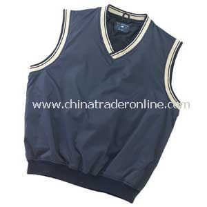 Port Authority-Casual Microfiber Wind Vest from China