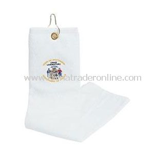 Tri-Fold Towel from China