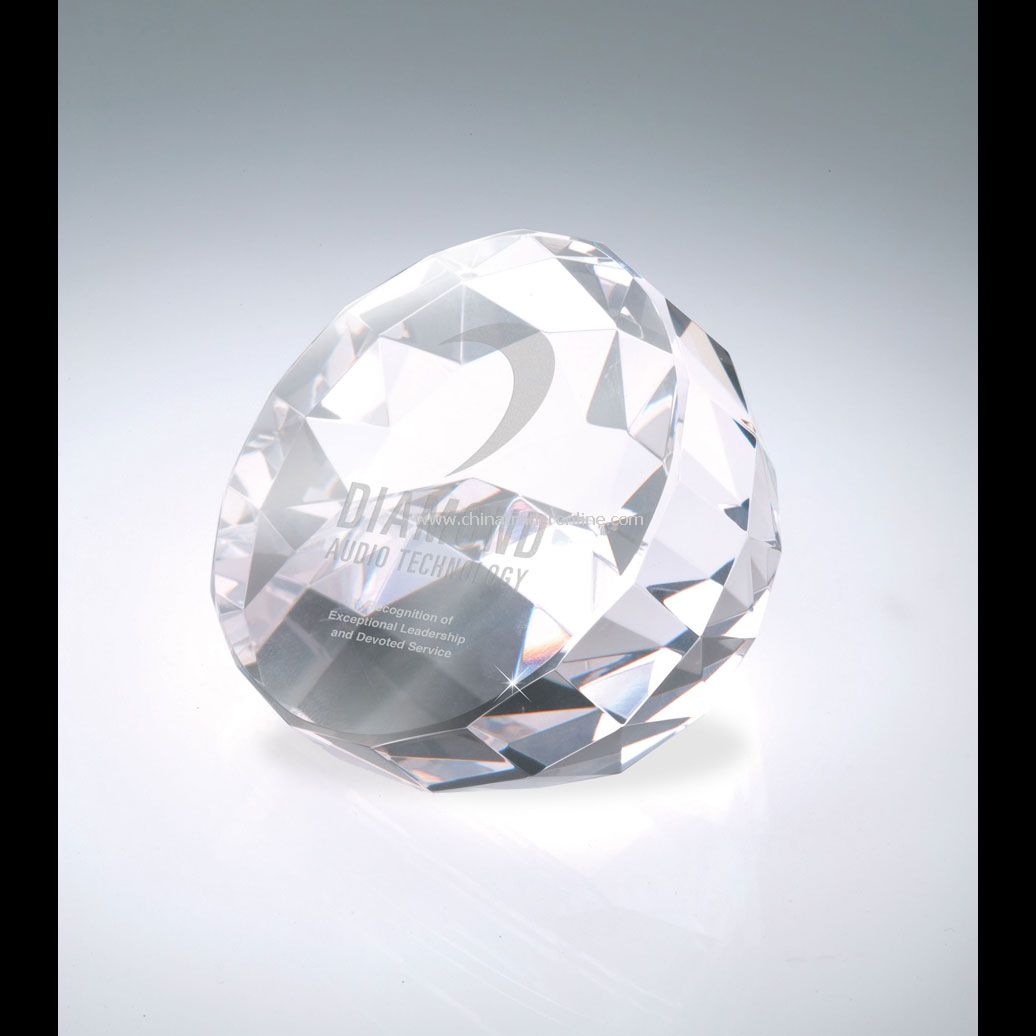 Flat Cut Diamond