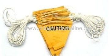 pennant advertising flag
