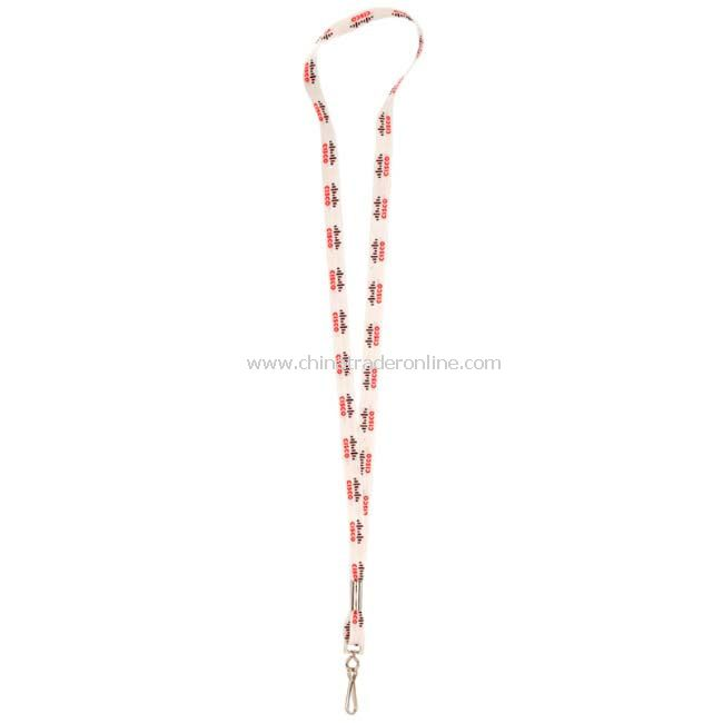 1/2inch Sublimated Lanyard with J-Clipnch