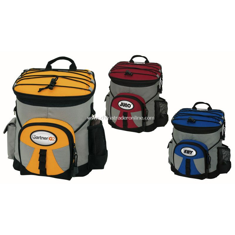 I-Cool TM Backpack Cooler