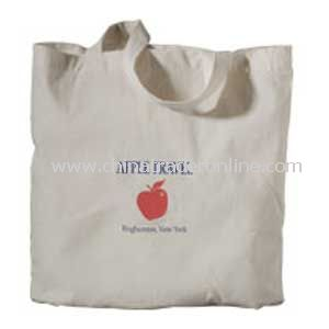 Canvas Tote Bag-Classic Cotton Meeting Tote