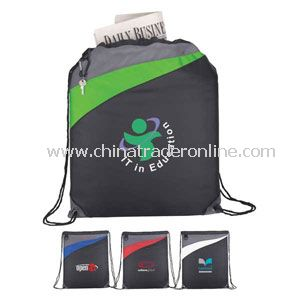 The Heron Drawstring Backpack
