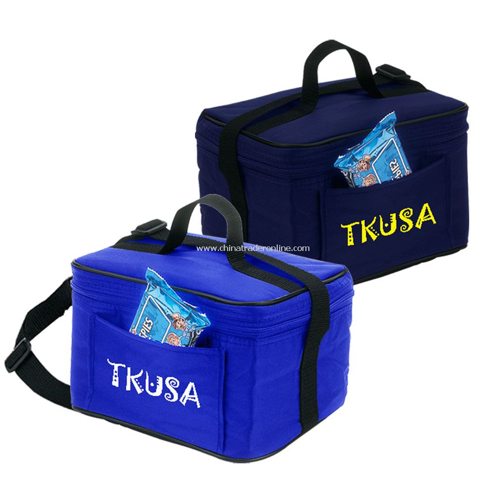 Insulated 6-Pack Cooler Bag