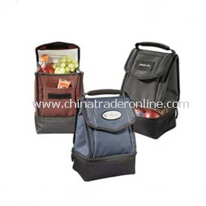 Personalized cooler- Compartment Lunch Cooler from China