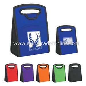 Promotional Non-Woven Identification Lunch Bag from China