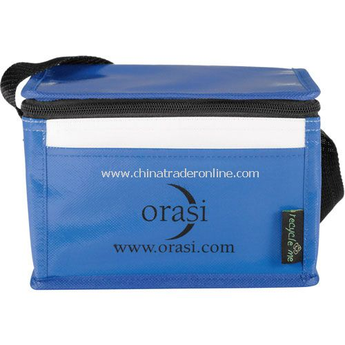 Laminated Non-Woven Six Pack Lunch Cooler