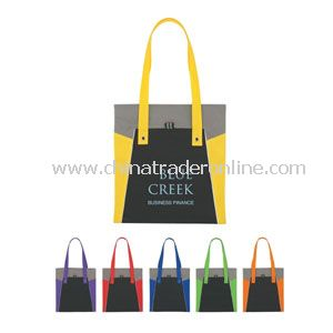 Promotional Non-Woven Trinity Tote Bag