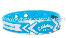 Promotional Silicone Bracelets Sport Series