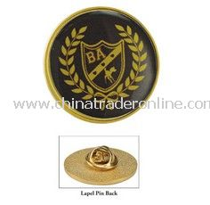 3/ Inch Diameter Round Lapel Pin4