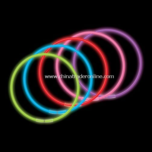8QUOT; GLOW BRACELETS AT GREAT PRICES