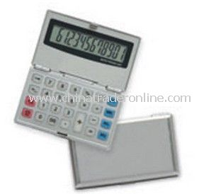 Promotional Calculator with Large LCD Display and Soft Rubber Keys. from China