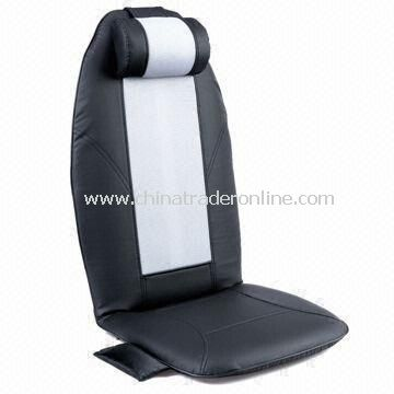 Moving Shiatsu Massage Seat Cushion with Built-in Four Kneading Balls